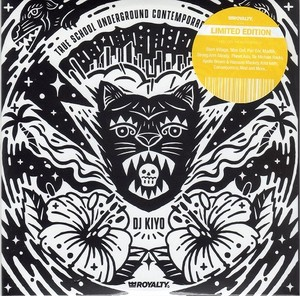 DJ KIYO 「TRUESCHOOL UNDERGROUND CONTEMPORARY (RE-ISSUE)」LIMITED EDITION