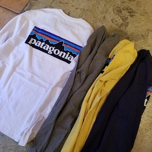 PATAGONIA パタゴニア MS L/S P-6 RESPONSIBILI-TEE