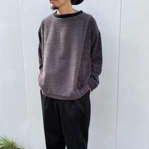 (THING FABRICS) TF Switching pullover