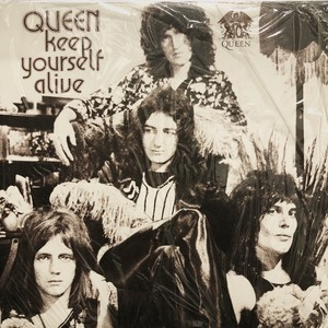 Queen / Keep Yourself Alive[中古7inch]