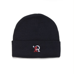 受注商品 RUEED LOGO KNIT WATCH CAP / BLACK