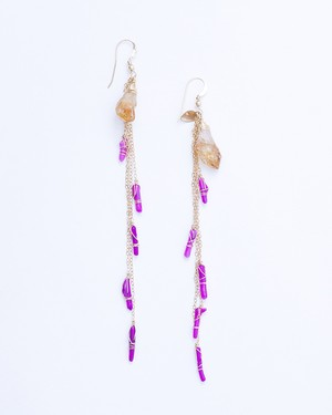 Albarracin / Citrine-Red Purple