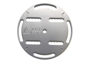 4×4センターディスク チタニウム素材 (2枚セット)