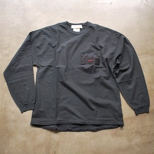 REMI RELIEF × BRIEFING L/S カットソー➀