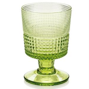 IVV Green Speedyゴブレット 【イタリア製ガラス食器】