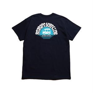 九州北部豪雨チャリティーTシャツ black