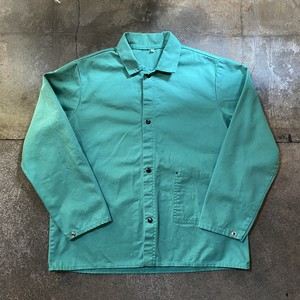 80s Work jacket / made in usa