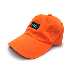 THURSDAY - t/d WASHED CAP (Orange)