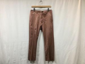 """semoh""""flare pants pink"""""""