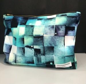 PURKINJE Clutch bag/Blue【TSUNE】