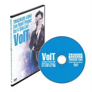 Live DVD (TrickerLoki Solo live vol.4「VolT」)
