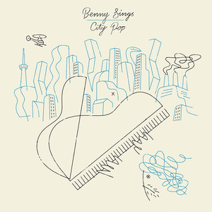 【LP】Benny Sings - City Pop