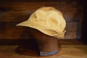 USED Bone Dry REDHEAD Hunting Cap 50s Vintage C0332
