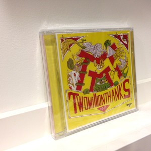 do / ดู  -  TWO MILLION THANKS (Thailand) CD 輸入盤・送料込