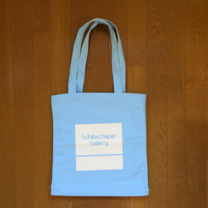 Whitechapel Tote Bag/ホワイトチャペルギャラリートートバッグ/エコバッグ・トートバッグ