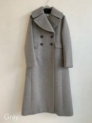 Bilitis dix-sept ans (ビリティス・ディセッタン)    Wool Long Coat