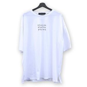 Oversized Cutsew ...絶殺... (JFK-035) - White