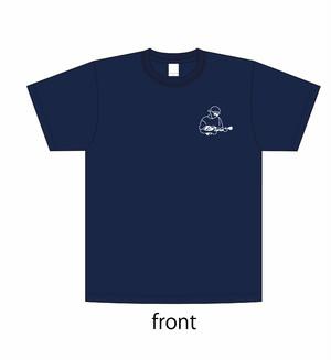 Island Chill T-Shirt (navy)