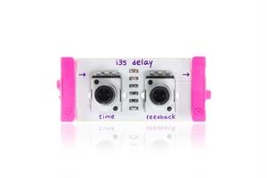 littleBits I35 DELAY リトルビッツ ディレイ【国内正規品】
