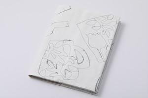 vase A4ノートブックカバー