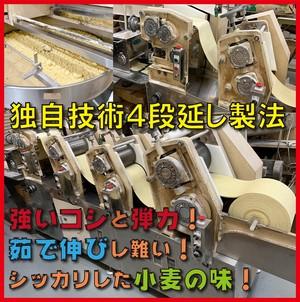 牛骨ラーメン 鳥取 ご当地ラーメン 生麺 2食(スープ付き)【送料無料】 常温保存 ぐる麺亭choice