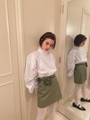 【ViVi11月号掲載】pochette skirt