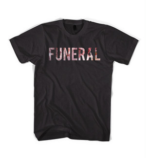 BLACK SCALE CONDOLONCES T-SHIRT