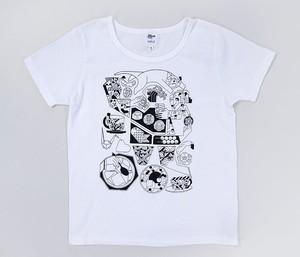 【久米繊維×TIS】「東京東」Tシャツ カラー:白
