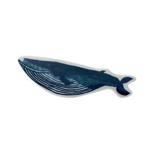 kata kata 印判手豆皿 クジラ