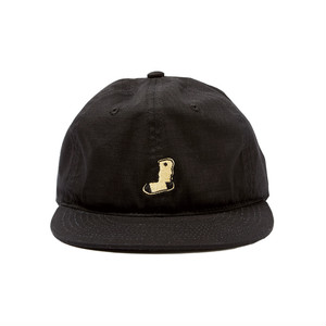 WHIMSY - RIPSTOP CLUB HAT (Black)