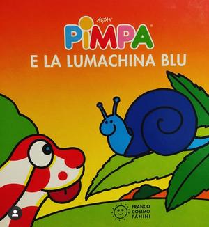 Pimpa e la Lumachina blu 900円→800円