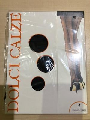 DolciCalze (ドルチカルゼ)イタリア製 05-1437 バックサイドシーム パンティーストッキング