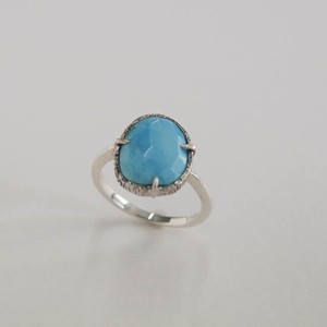 baras ring (スリーピングビューティーターコイズ)【FR169】
