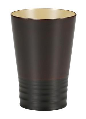 ロングカップ 桜 黒波紋