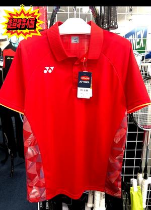 【SALE】YONEX ユニゲームシャツ 10298
