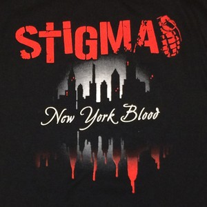 "STIGMA ""New York Blood"""