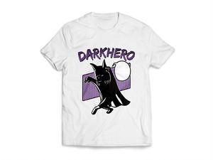 DARKHERO ヌコマン T-Shirt 【White】