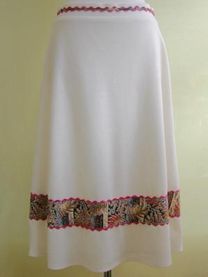 ヨーロッパ Vintage スカート  [マルゴ]  sk0210