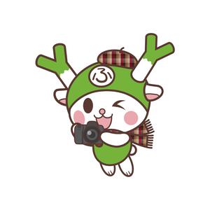 フィルター・ストッパー付き ふっかちゃんマスク / No.177【カメラ】