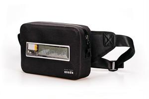 【FLEX SIGN anode】ショルダーバッグ  ※基板は別売りです。 【東京回路線図A5クリアファイルをプレゼント】