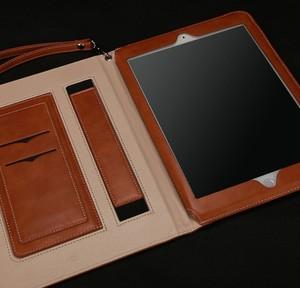 送料無料【ipad カバー】New iPad/ iPad air/ iPad air2 合皮 レザー 革 革製/   高級感  ビジネス アイパッド ケース