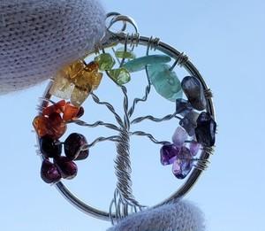 タキオン 生命の樹ペンダント