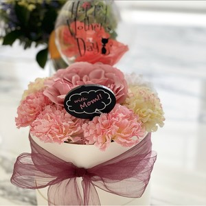 【Mother's day】Flower box stick balloon