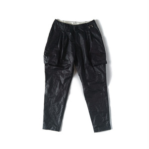 HUMIS DEFORMATION MILITARY 3-TUCK PANTS / M-PT1402