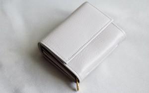 f wallet   -Pink Gray-