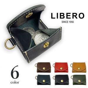 LIBRO(リベロ) 日本製栃木レザーミニ財布 RankS