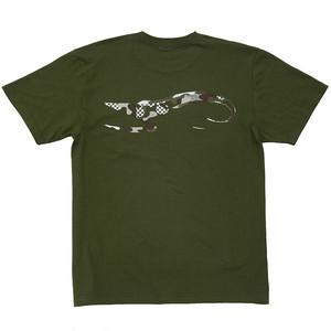 Pelican eel Tシャツ(シティグリーン)/ Monsters Pro Shop
