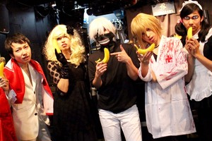 チョモ Laイブ DVD ~20151028 『バナナナイト』in渋谷CRAWL~