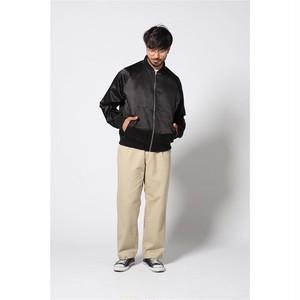 edit clothing  Rayon wool Jacket / black