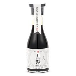 【九州の発酵力】蔵元 五源醤油